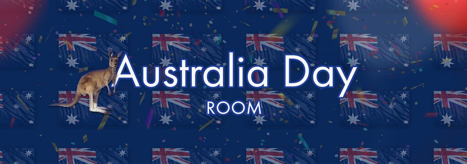 AustraliaRoom
