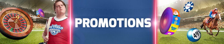 Betfred promos