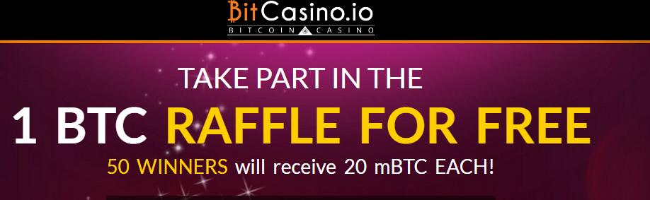 Bitcoin raffle