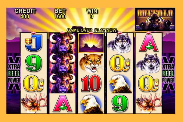 Mobil Casino Luckyred