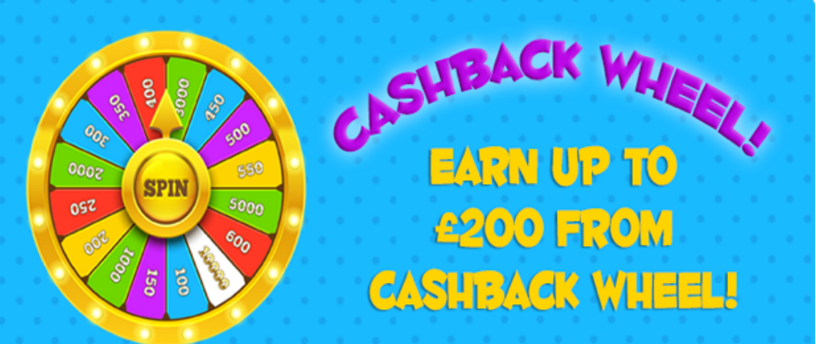 Kitty Bingo One Of The Most Renown Uk Sites Is Announcing A New Promo For This Week CashBack Wheel Where You Can Earn As Much 200 Cashback