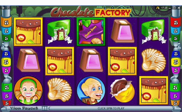 ChocolateFactory