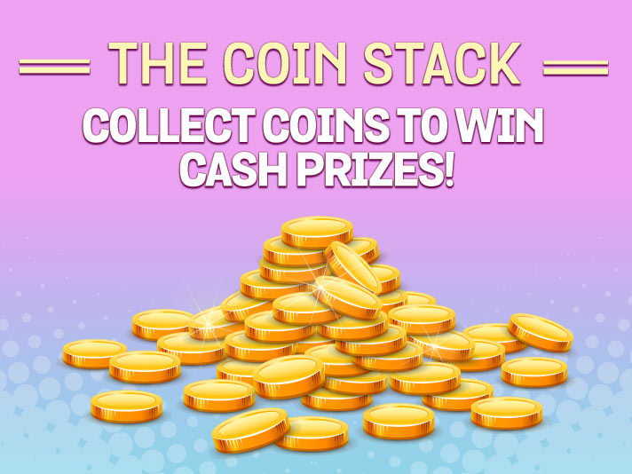 Coins stack