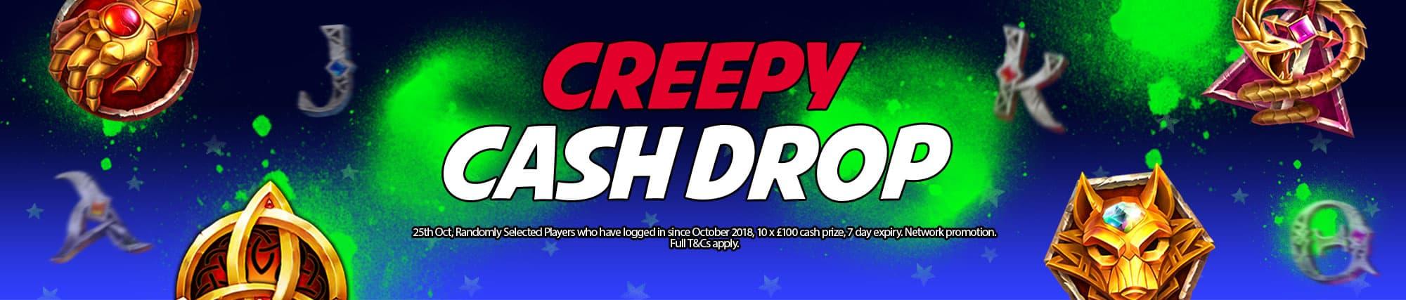 CreepycashDrop
