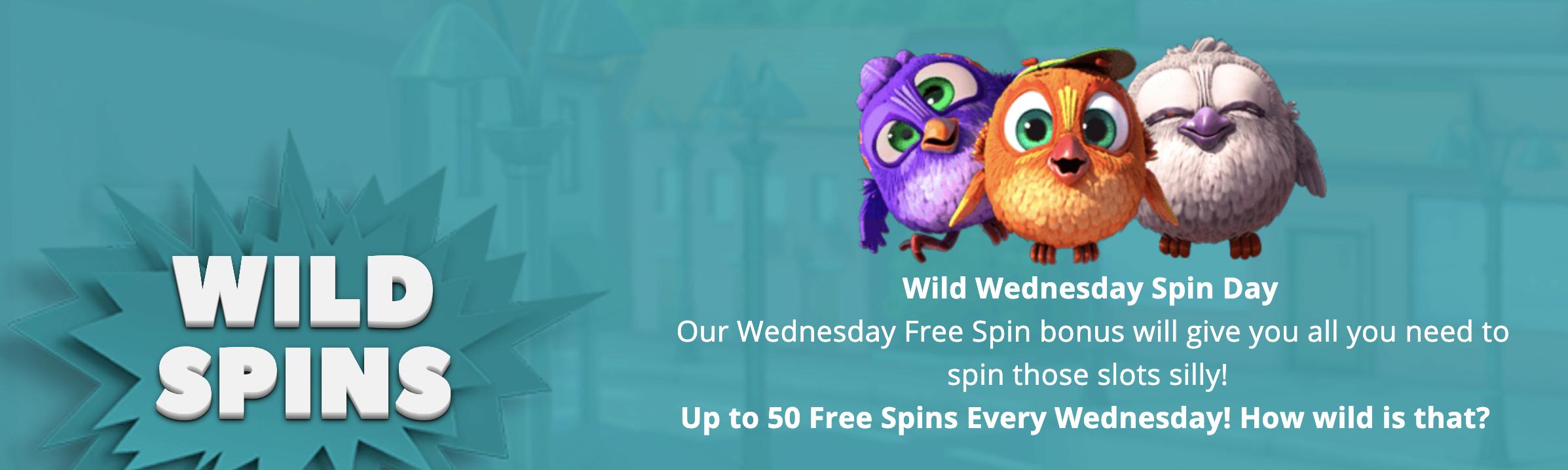 wildSpins