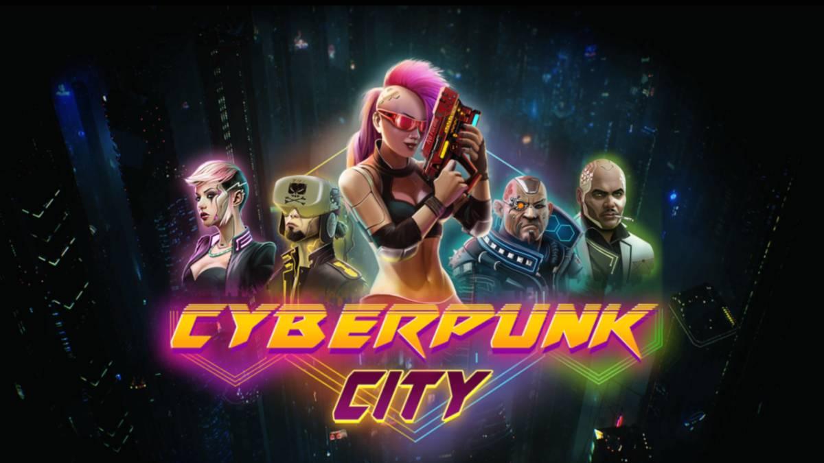 CyberPunkSlotGame