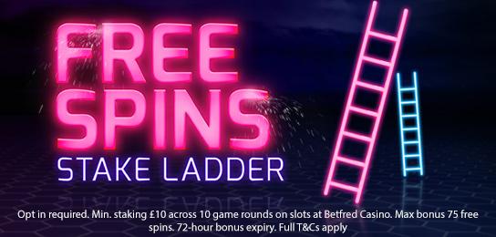 FreeSpins-Ladder