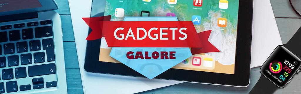 """""""Gadgets"""