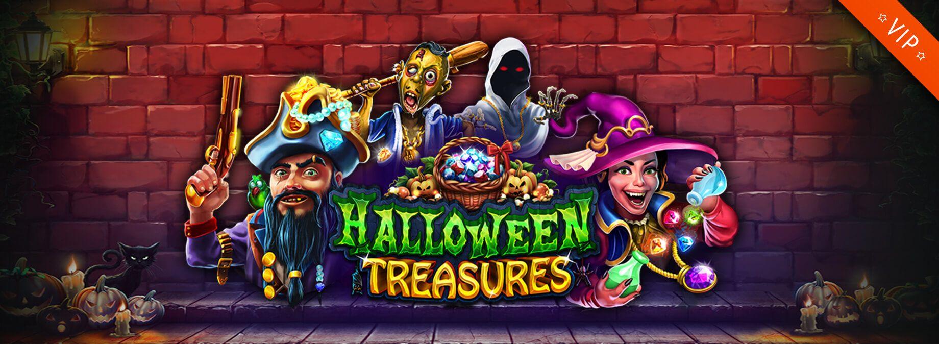 HalloweenTreasureslot