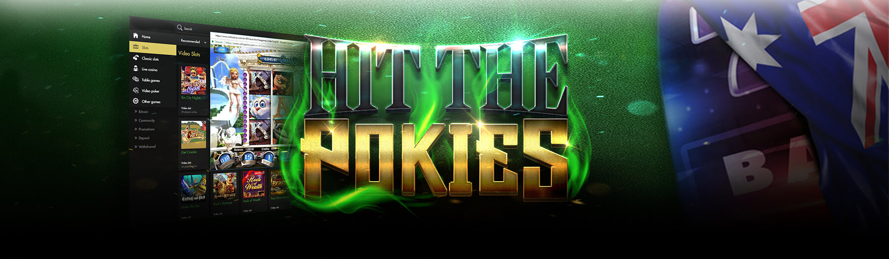 HitThePokies