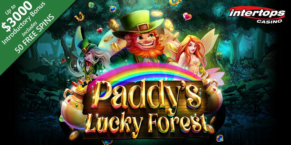 PaddysLuckyForest