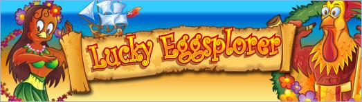 Lucky Eggsplorer