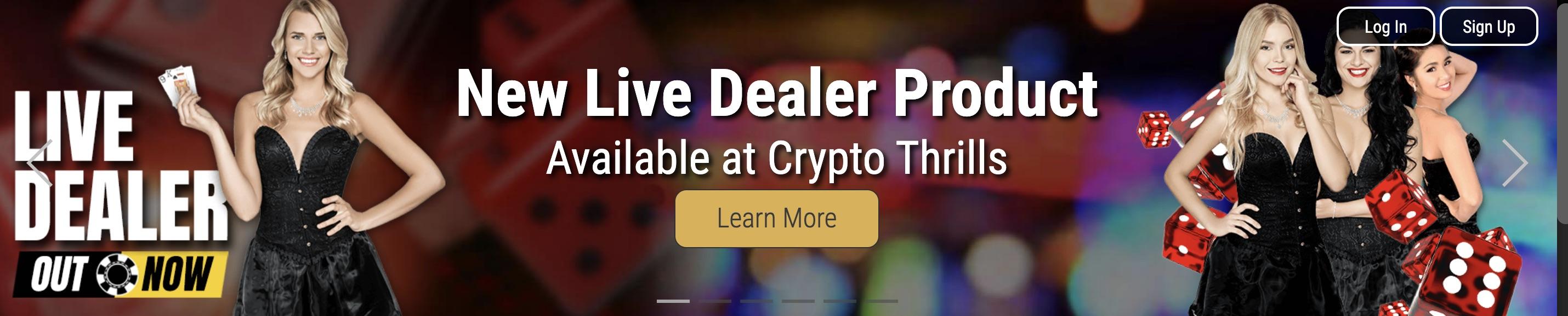CryptoThrillsLivedealer