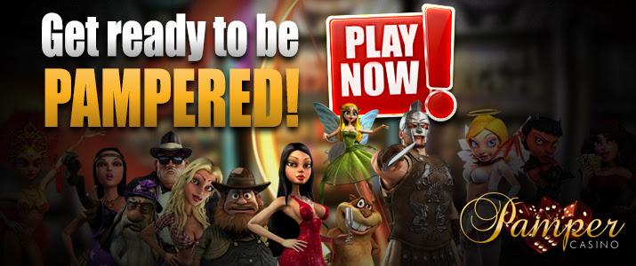 Pamper Online Casino