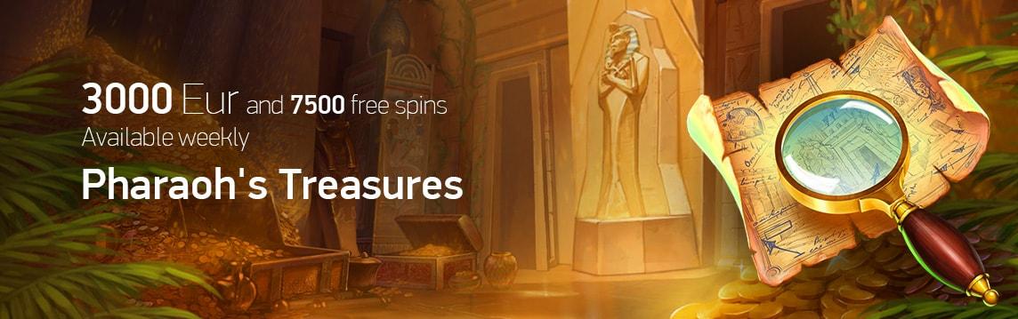 PharaohsTreasure