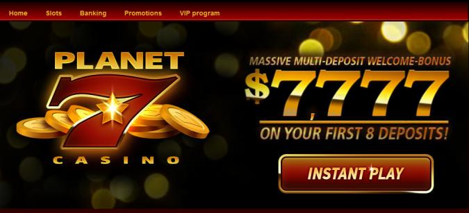 7 Planet Casino