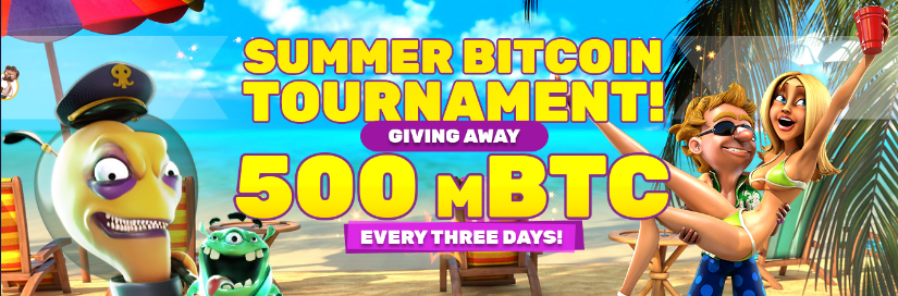 Playamo bitcoin tournament