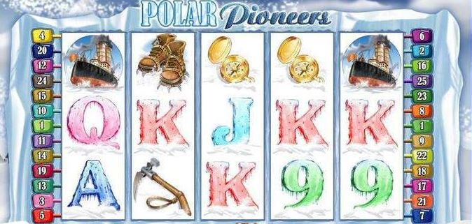 Polar Pioneers slot