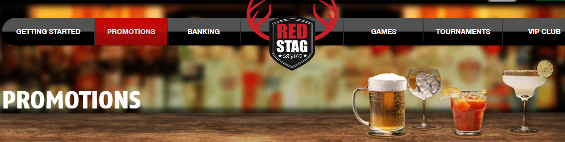 Red Stag Casino promos