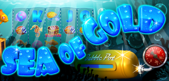 Sea of Gold slot
