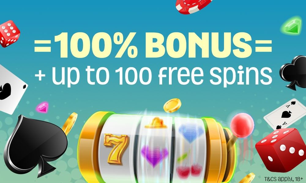 Spin To Win At Spin And Win Casino Get 100 Free Spins Welcome Bonus