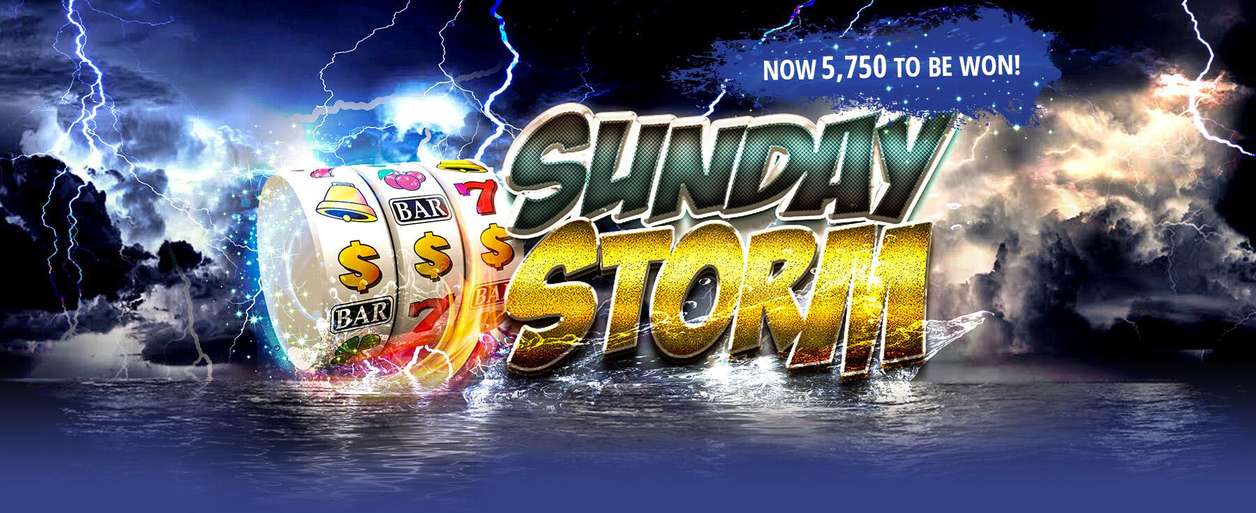 SundayStorm