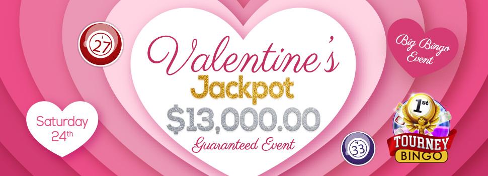 Jackpot Valentine