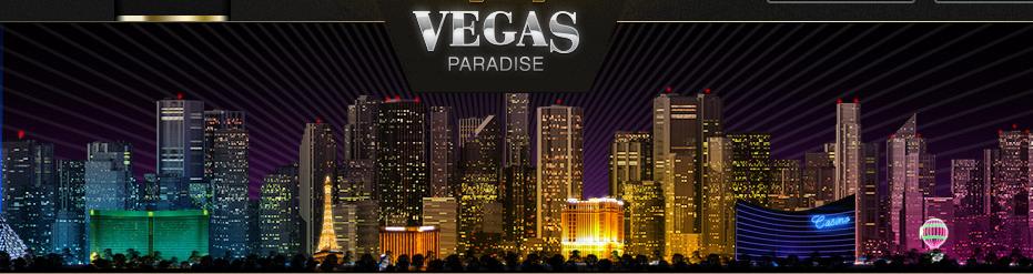 Vegas Paradise promo
