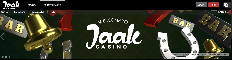 WelcomeJaak