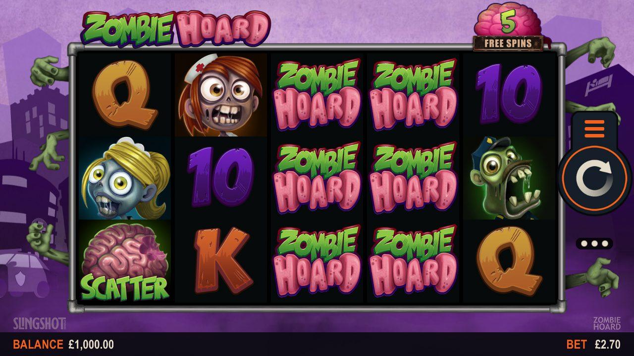 ZombiesHoard
