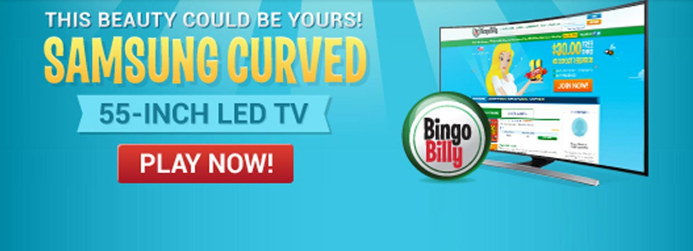 Bingo Billy Raffle
