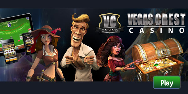 Vegas Crest exclusive