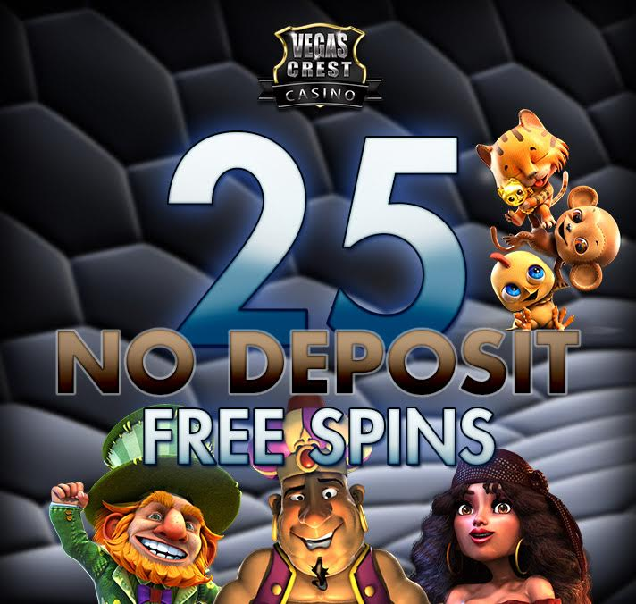 Vegas Crest exclusive no deposit